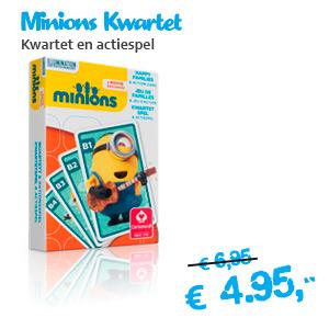 minions-kwartetspel