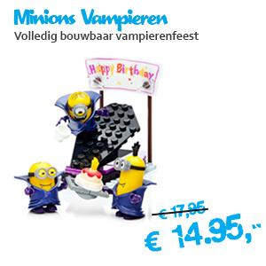 Megablocks Minions Vampieren