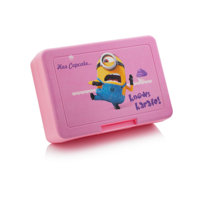 Originele Minion Broodtrommel - lunchbox