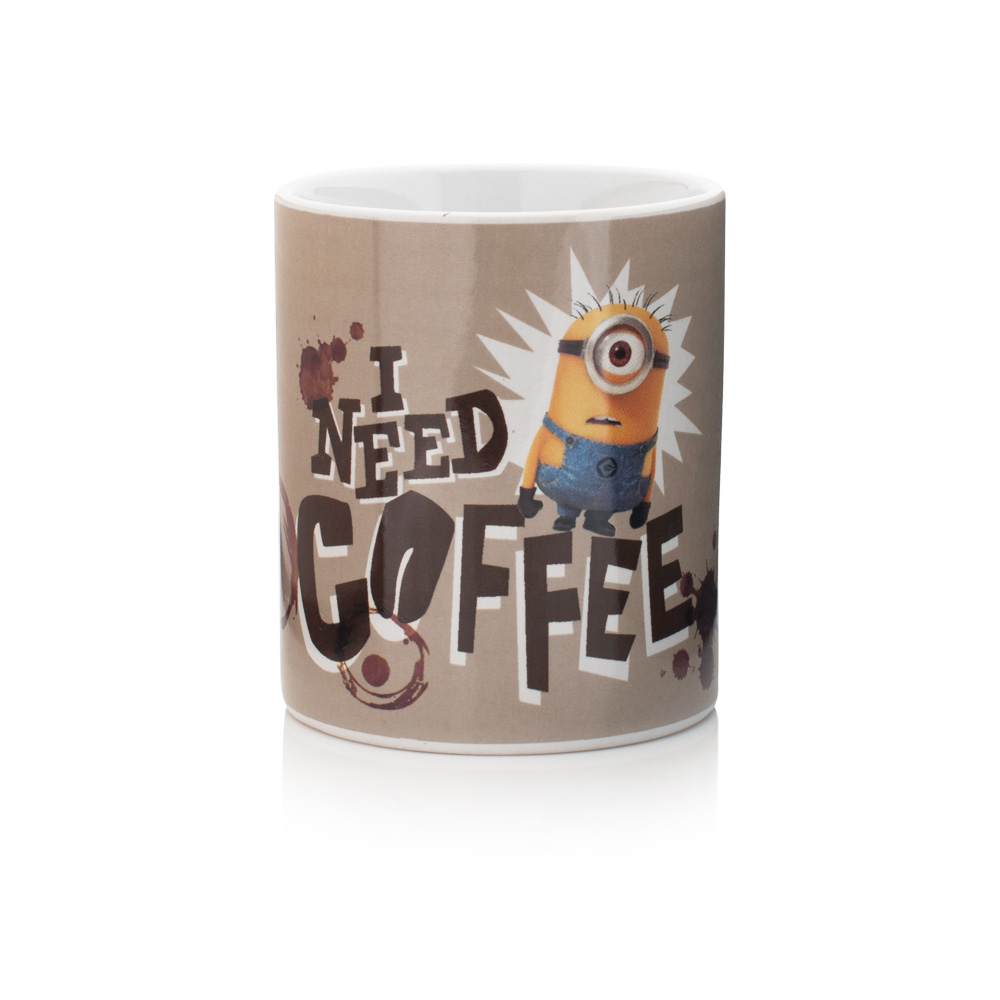 Mok Minions Koffie
