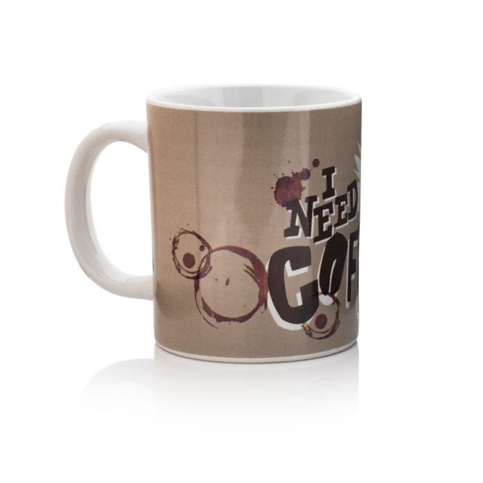 Minion mok - drinkbeker koffie