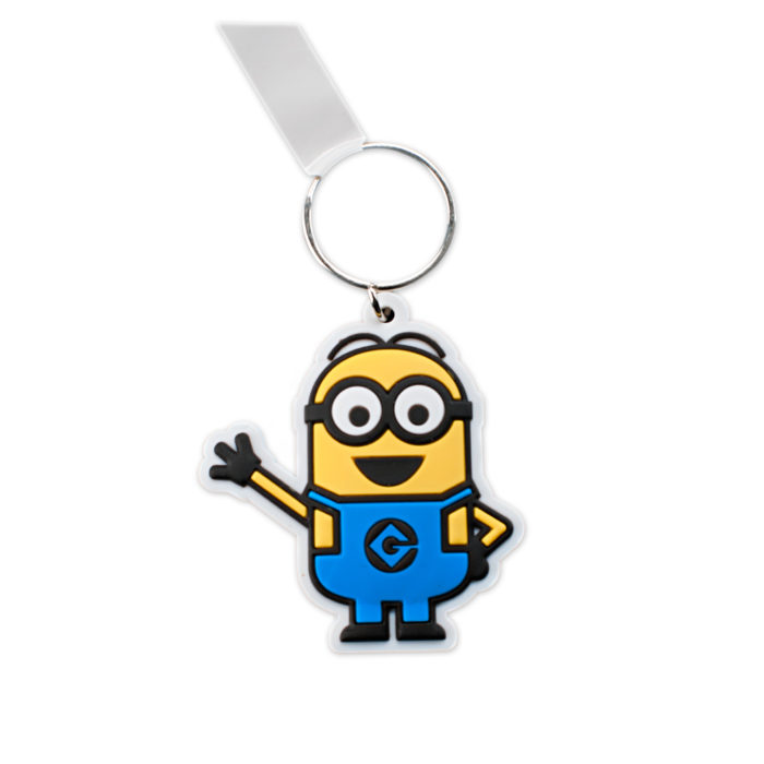 Minion sleutelhanger Dave