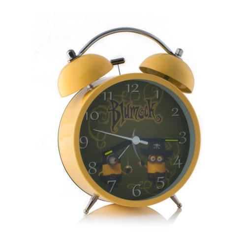 Minion wekker met alarm