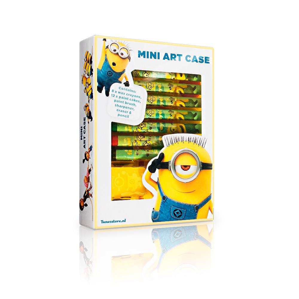 Minion kleurbox - verset -kleurset