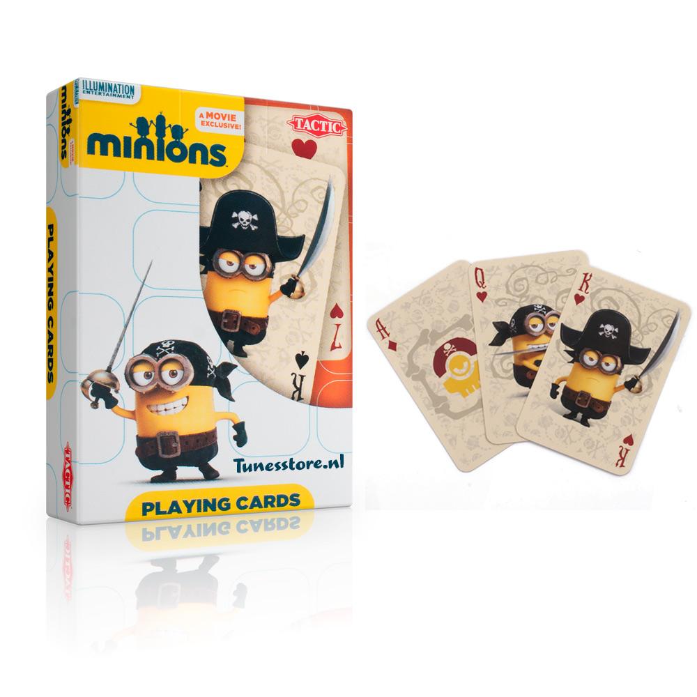 Minions speelkaarten. Minions kaartspel
