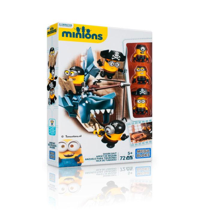 Minions Mega Bloks Piraten