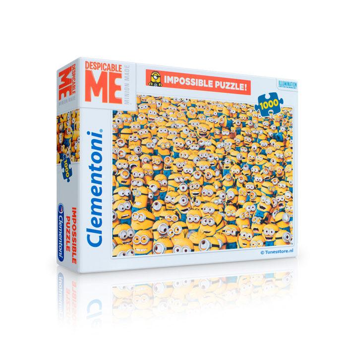 Minions Puzzel 1000 stukjes