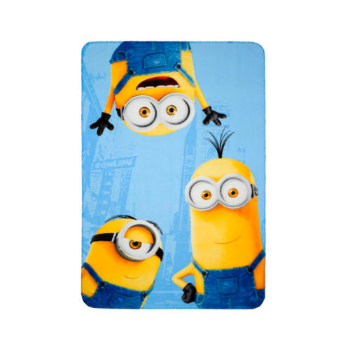 Fleece deken Minions