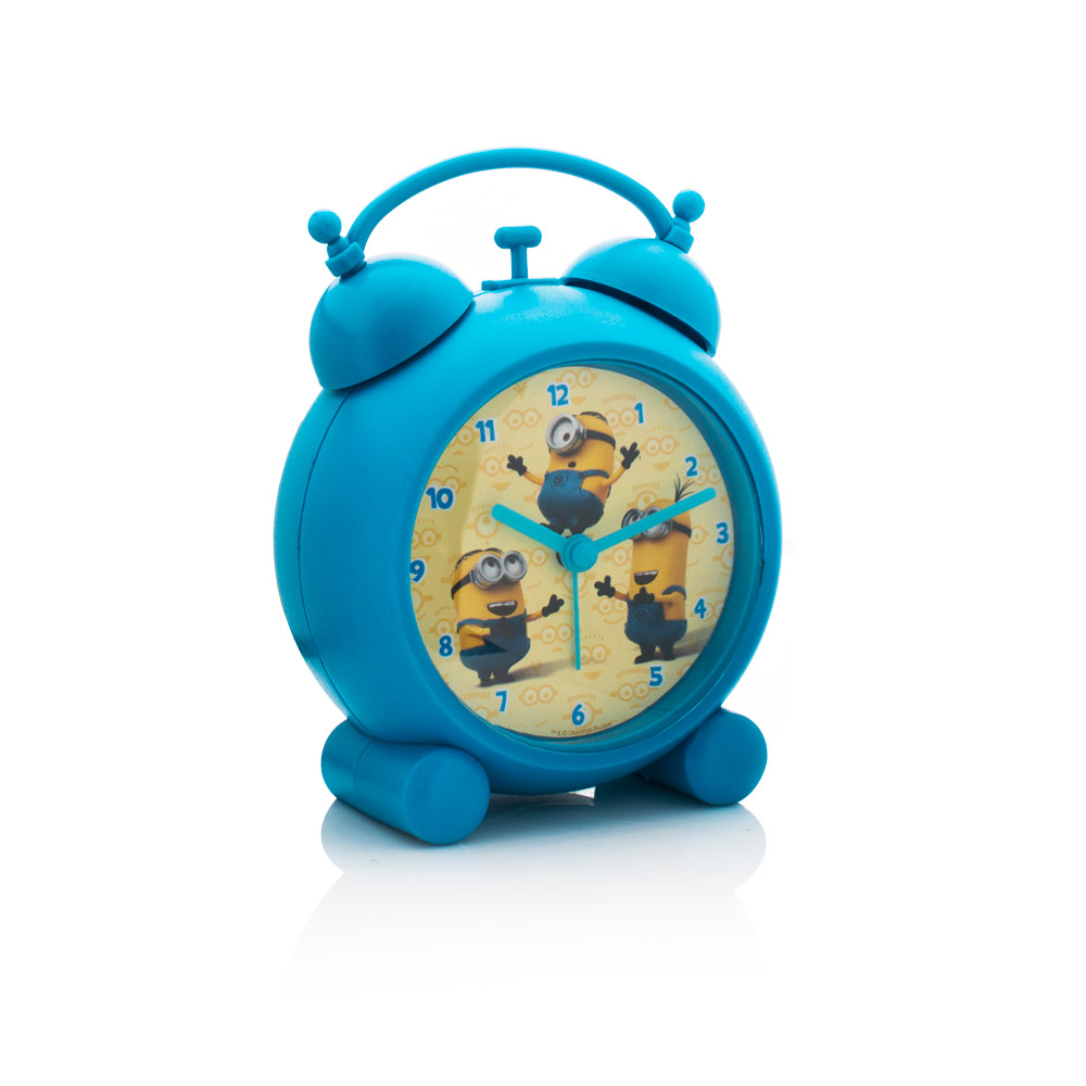 Originele Minions wekker met alarm functie