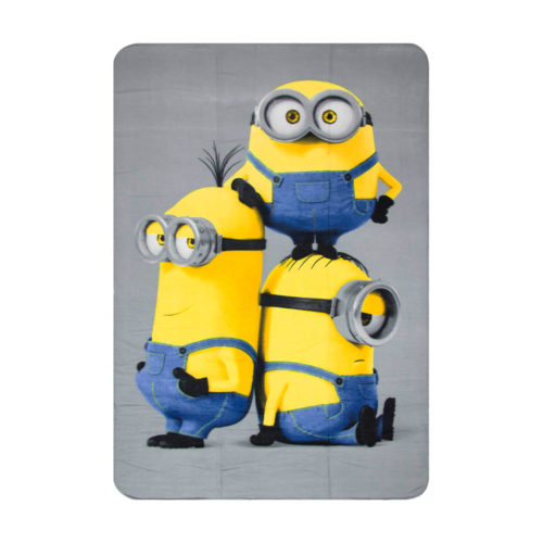 Minions Fleece deken