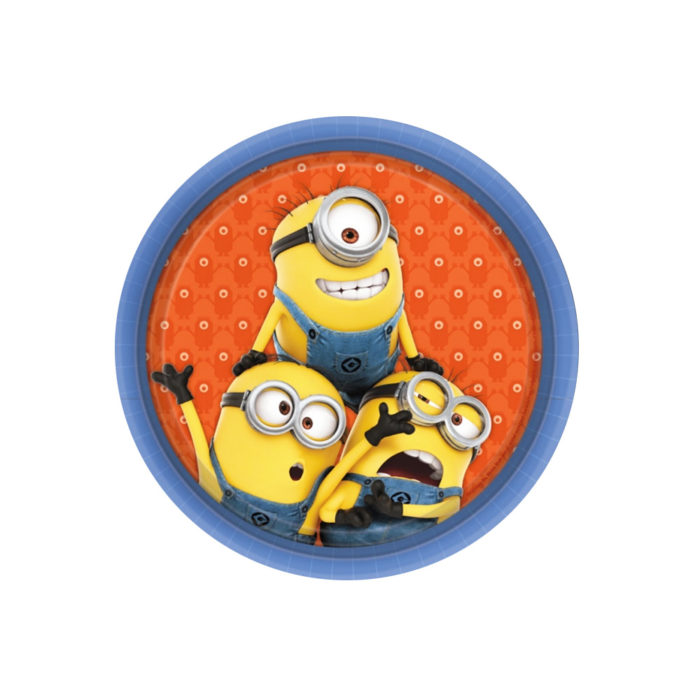 Minions Bordjes
