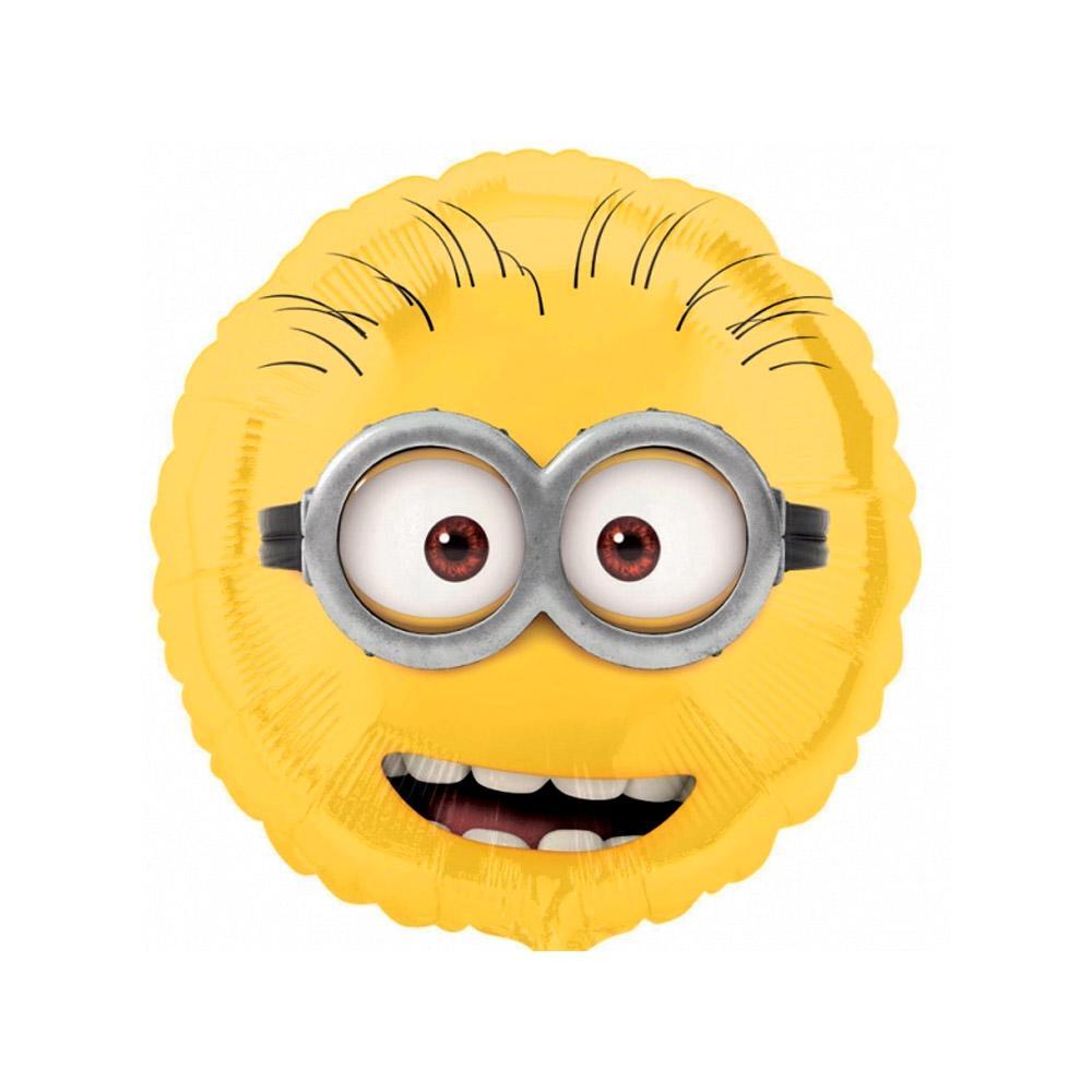 Minions folie ballon