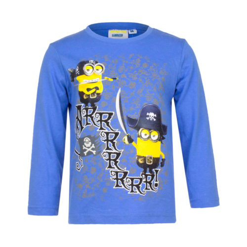 Minions long sleeve Piraten