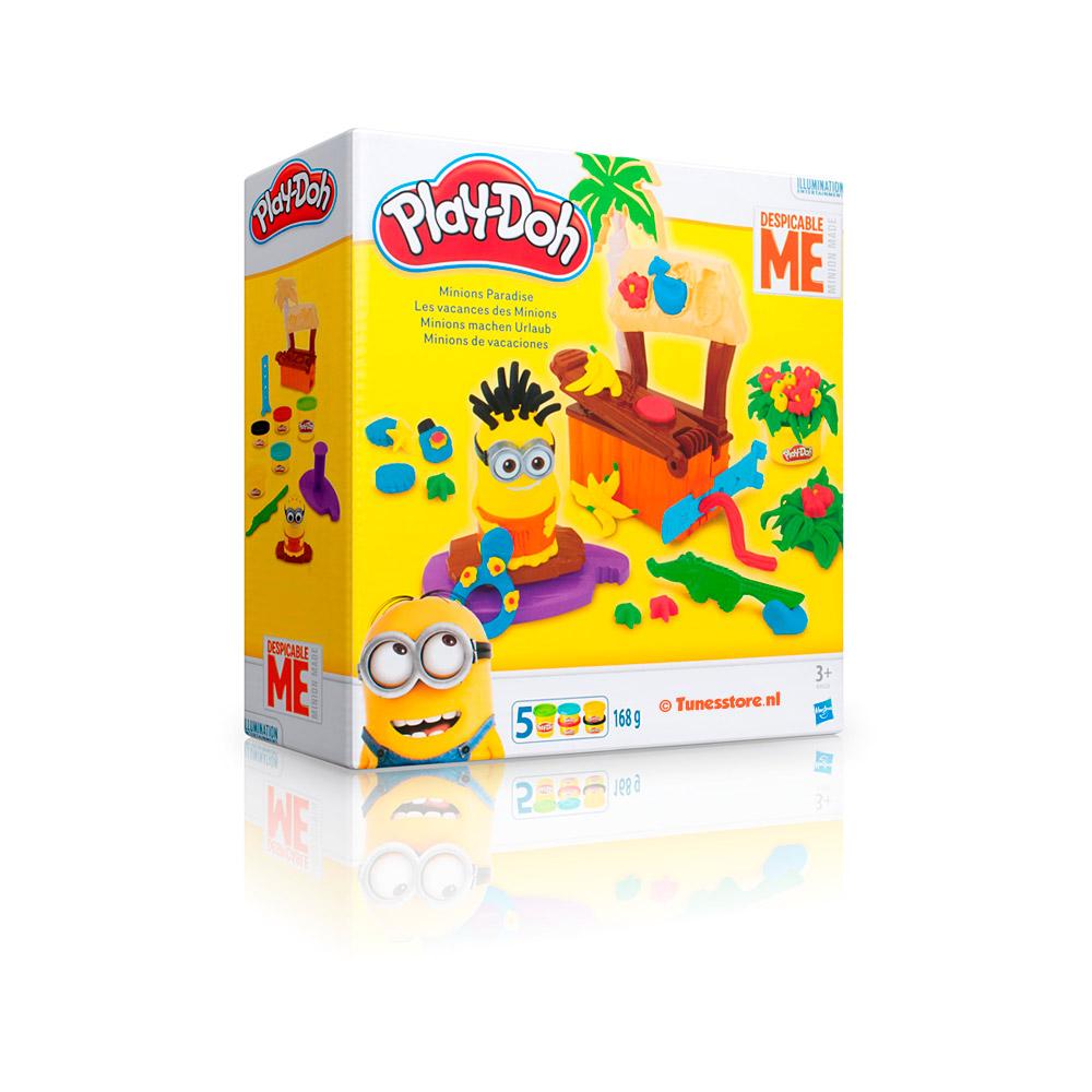 minion-play-doh
